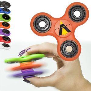 promotional logo fidget spinner
