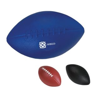 promotional logo footballs