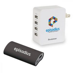 USB 4-port wall charger