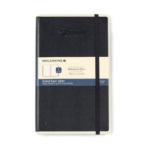 moleskin paper tablet