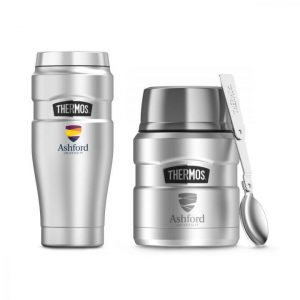 stainless steel king travel thermos tumbler